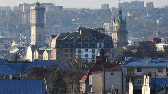 Новобудова зіпсувала панораму історичного Львова