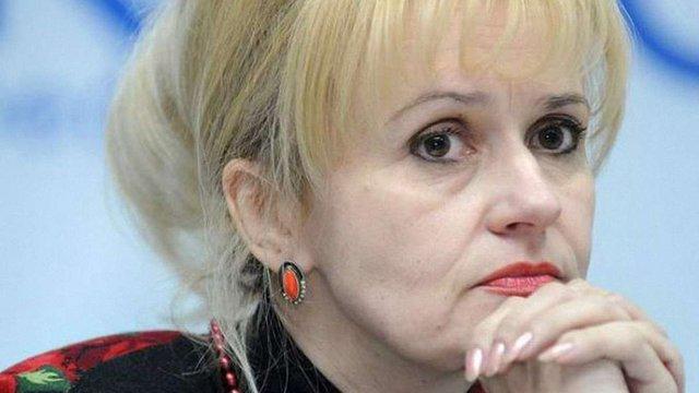 Ірина Фаріон визнала, що була членом КПРС