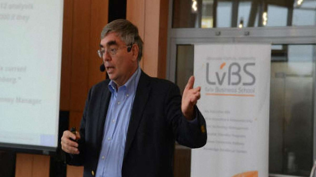 Відомий економіст навчить львів'ян, як втілювати бізнес-ідеї