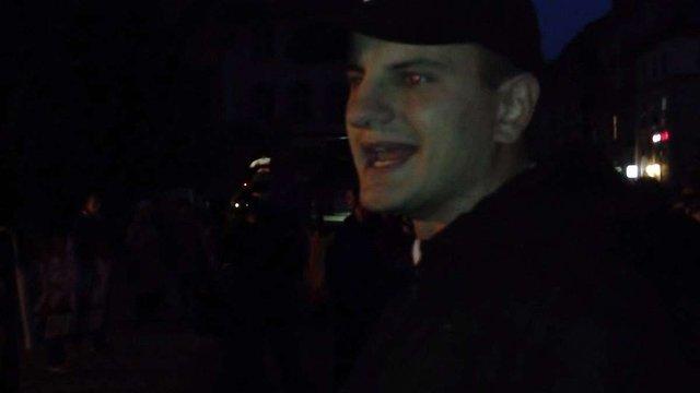 До маршу неонацистів у центрі  Львова причетні люди зі «Свободи»