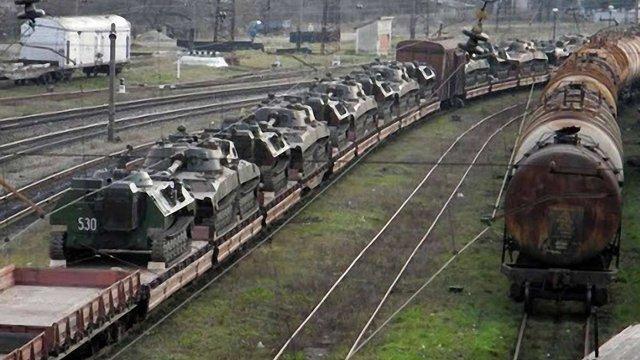 Важка військова техніка у Ходорові – не для майданів, – залізниця