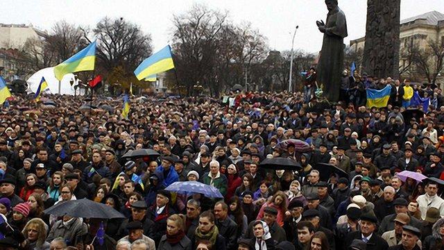 Львівський Євромайдан потребує зміни формату, - координатори