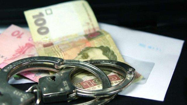 Заступника мера Жовкви затримали на хабарі у 5 тис. грн