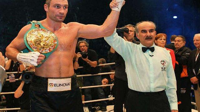 Кличка оголосили почесним чемпіоном. Пояс WBC став вакантним