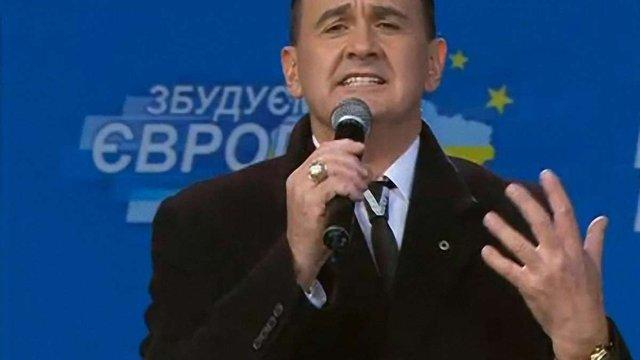 Гришко заявив, що більше ніколи не буде виступати у Львові
