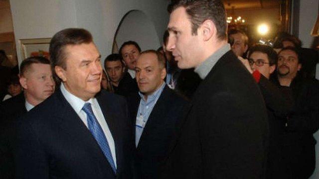 Кличко перемагає Януковича з відривом у 10%, - опитування