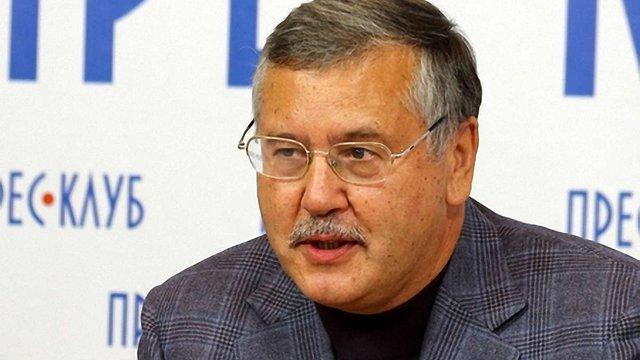 Гриценко переконує, що Майдан треба переформатувати