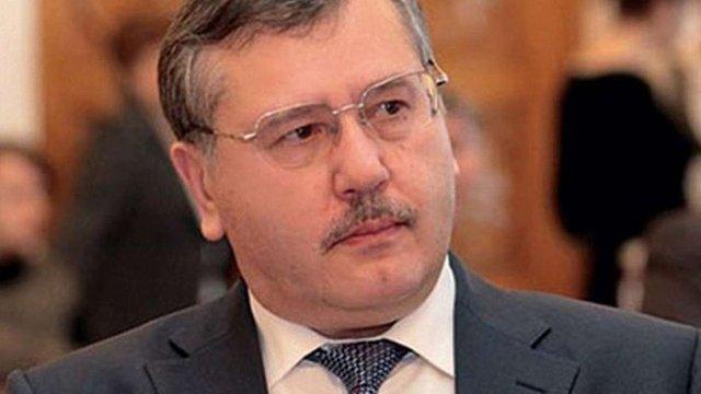 Гриценко заявив про відмову від депутатського мандата