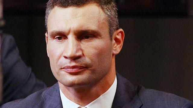 Вести переговори з опозицією повинен Янукович, – Кличко