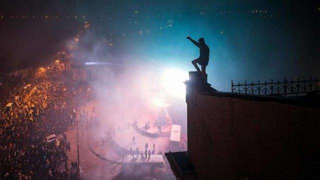 Революція Гідності у контексті загальної теорії соціальних революцій
