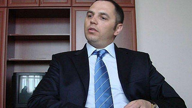Янукович призначив Портнова заступником глави АП