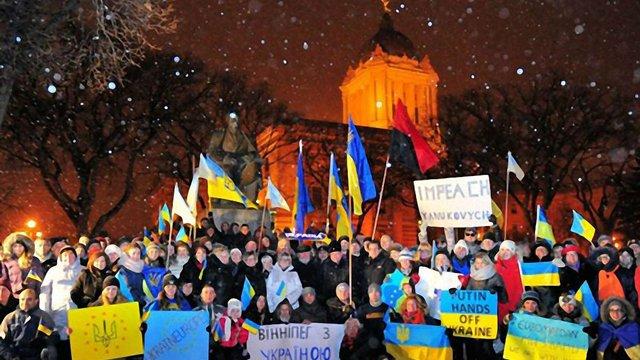 Канада застосувала санкції до українських чиновників