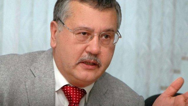 Гриценко: офіцерів, що не підтримують Януковича, силують звільнятися
