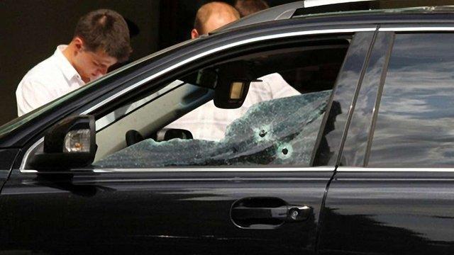Засудили кілера, який розстріляв авто Володимира Дідуха