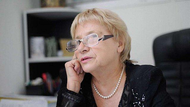Львівська інтелігенція вимагає вибачень від Лариси Скорик