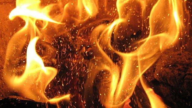 Під Львовом спалили ресторан нардепа від «Свободи»
