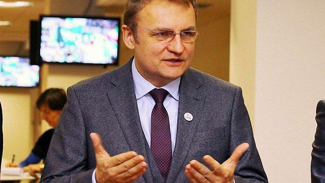 Садовий піде на парламентські вибори з партією «Самопоміч»