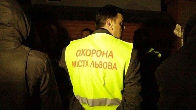 У Львові міліція та «Самооборона» затримали озброєного киянина
