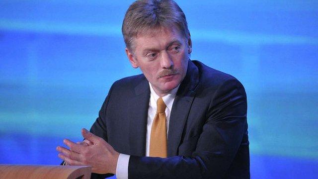 Рішення про введення військ в Україну ще немає – речник Путіна