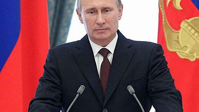 Путін заявив, що Росія не хоче приєднувати Крим