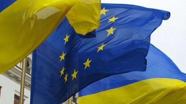 Єврокомісія ініціює дострокове введення ЗВТ з Україною