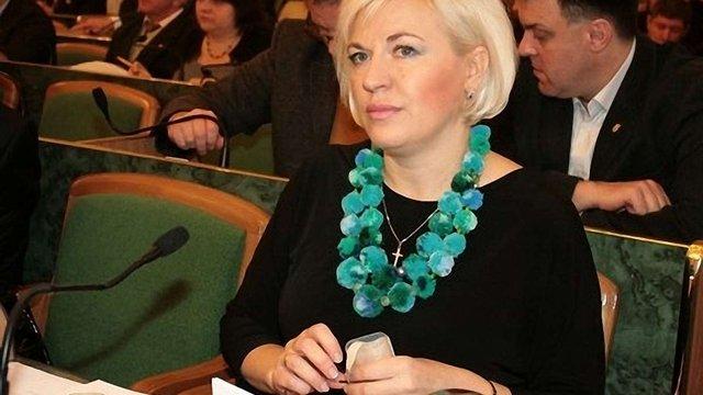 Ірина Сех поки не збирається здавати мандат нардепа
