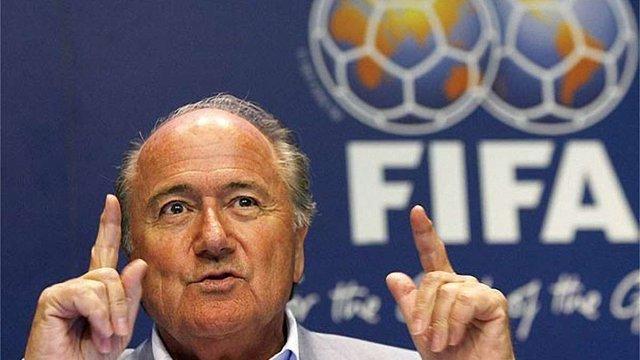 Президент ФІФА не бачить причин забирати у Росії ЧС-2018 з футболу