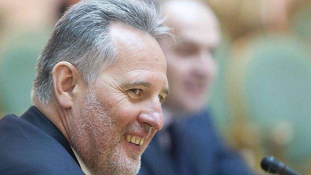 У Відні затримали українського мільярдера Дмитра Фірташа