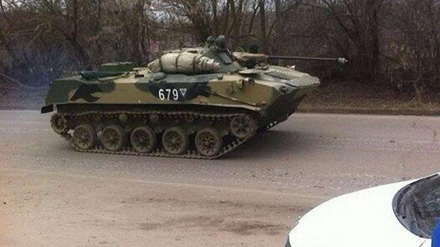 Росія зосереджує війська на українсько-білоруському кордоні