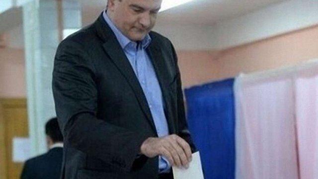 Аксьонов: За приєднання до Росії – 96,6% учасників референдуму