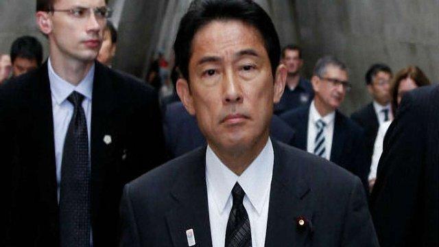 Японія призупинила процес лібералізації візового режиму з Росією