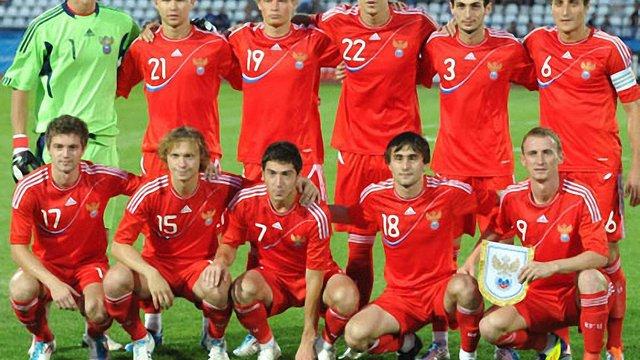 Збірна Росії з футболу відмовилася їхати на турнір в Київ