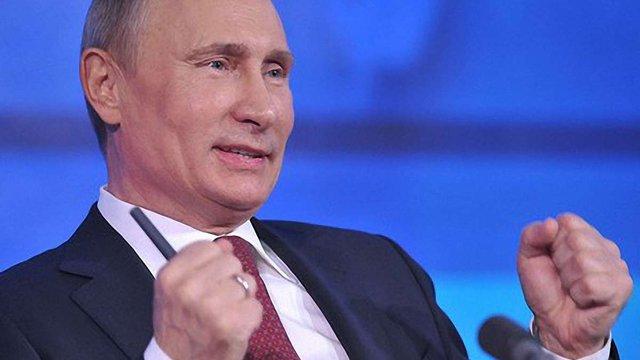 Путін підписав закон про приєднання Криму: анексію завершено
