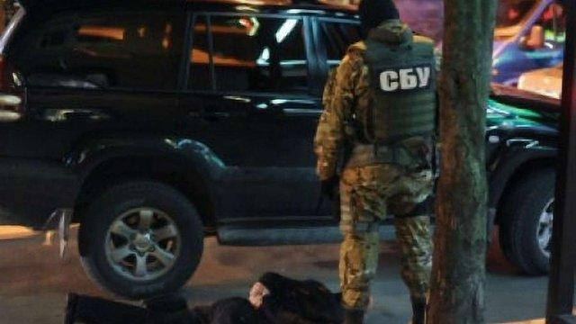 СБУ затримала в Одесі групу, яка планувала напасти на військову частину