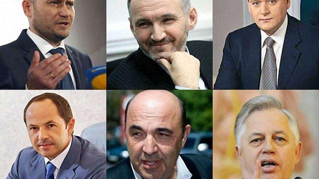 В Україні почалась президентська виборча гонка