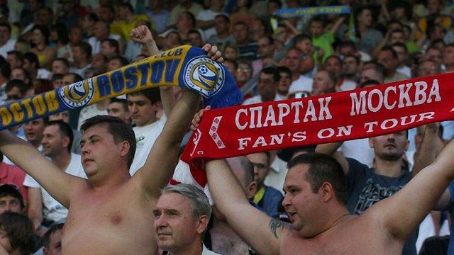 У Росії дозволять продаж алкоголю на футбольних матчах