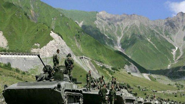 Грузія хоче повернути Абхазію і Південну Осетію