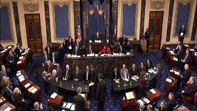 Сенат США підтримав Україну і схвалив санкції проти Росії
