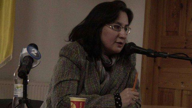 Гульнара Бекірова: Кримці стали заручниками