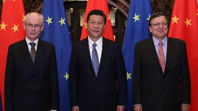 ЄС і Китай обговорять ситуацію в Україні