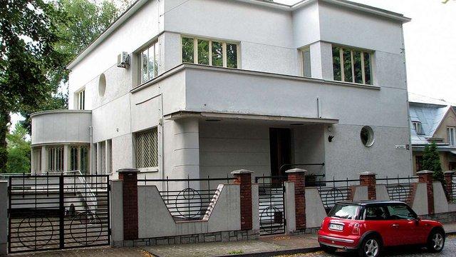Президентську резиденцію у Львові продадуть з аукціону