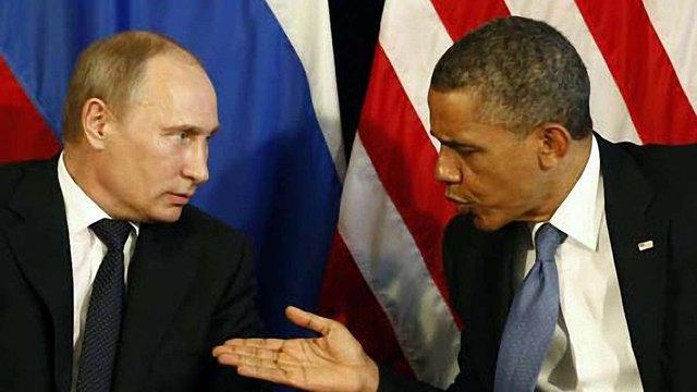 Обама закликав Росію забрати війська від українського кордону