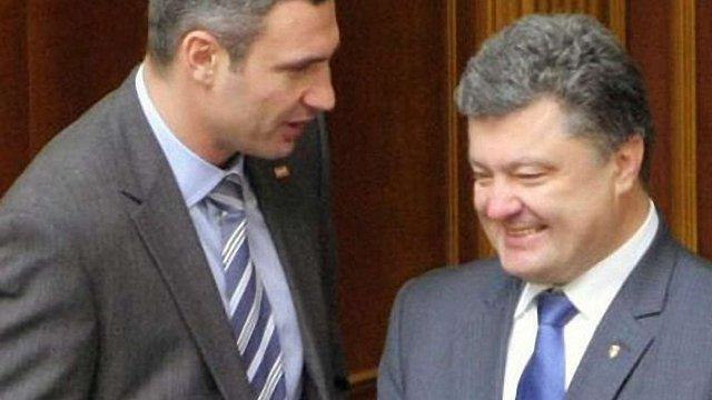 Кличко йде в мери Києва, а УДАР підтримає Порошенка, – ЗМІ