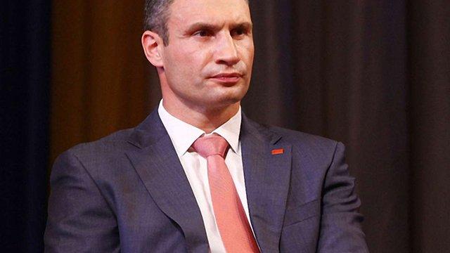 Кличко: УДАР на виборах президента підтримає Порошенка