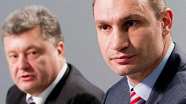 Кличко та Порошенко зустрічалися у Відні з Фірташем