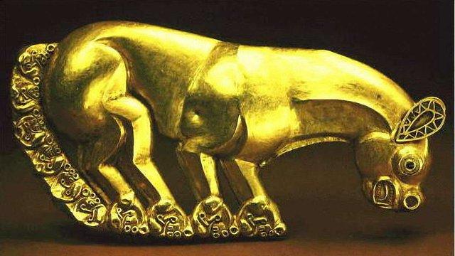 Скіфське золото повернуть в Україну