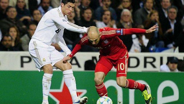 У півфіналі Ліги Чемпіонів «Реал» зіграє з «Баварією»