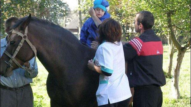 Для дітей з ДЦП на Прикарпатті облаштують іподром