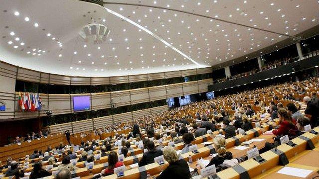Європарламент підтримав дії української влади у східних областях