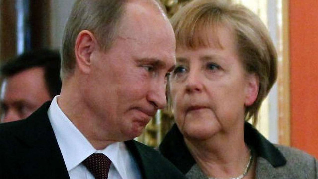 Меркель попросила Путіна звільнити спостерігачів ОБСЄ